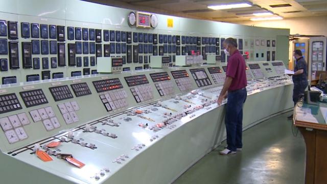 Yerli üretim jeneratörler devrede