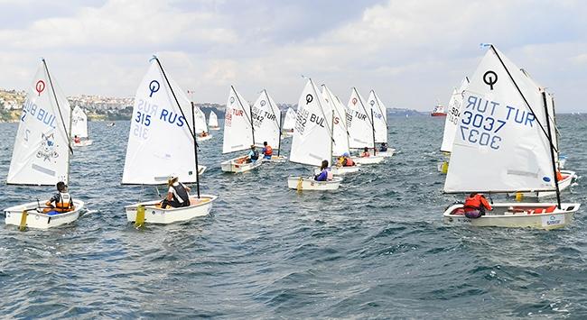 Uluslararası Optimist Yelken Yarışları 2021de Hatayda yapılacak
