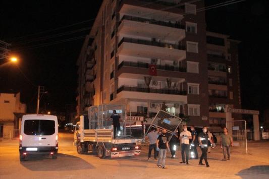 Antalyanın Serik ilçesindeki karantina uygulamasının alanı genişletildi
