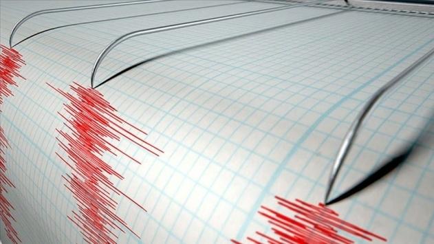 Akdeniz açıklarında 4,7 büyüklüğünde deprem