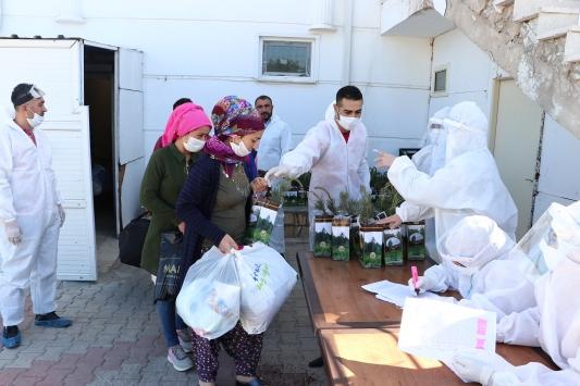 Karamanda karantinadaki 288 kişi evlerine gönderildi