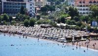 Türkiye'nin plajlarında 486 mavi bayrak dalgalanıyor
