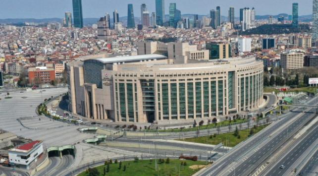 İstanbul Adalet Sarayında yeni dönem hazırlıkları