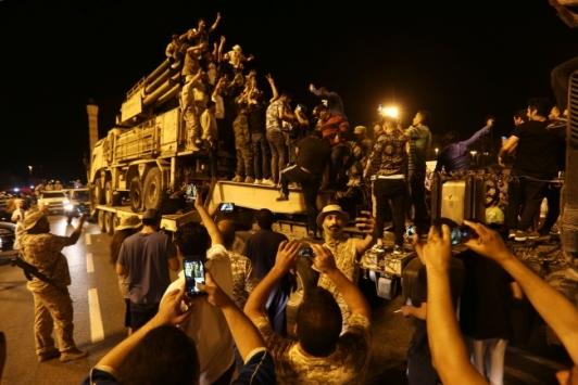 Libya Başkanlık Konseyi Üyesi Ammari: Hafterin sonu geldi yakında cezasını çekecek