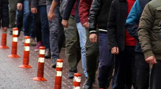 Diyarbakırda terör destekçilerine operasyon: 18 gözaltı