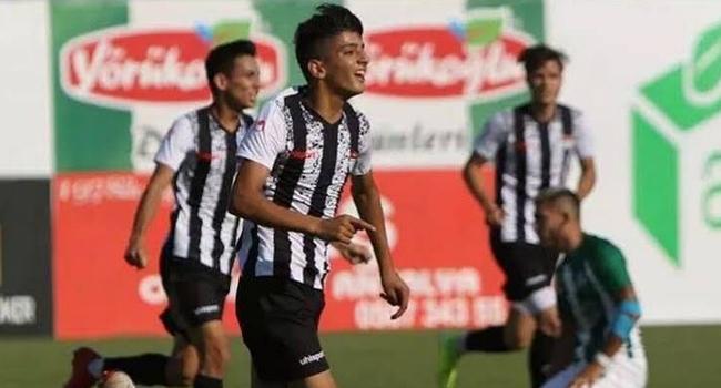 Fenerbahçede yeni hedef 16 yaşındaki Bilal Budak