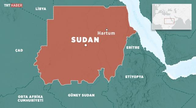 Sudanda trafik kazası: 43 ölü