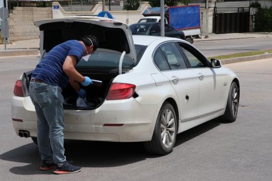 Gaziantepte silahlı saldırı