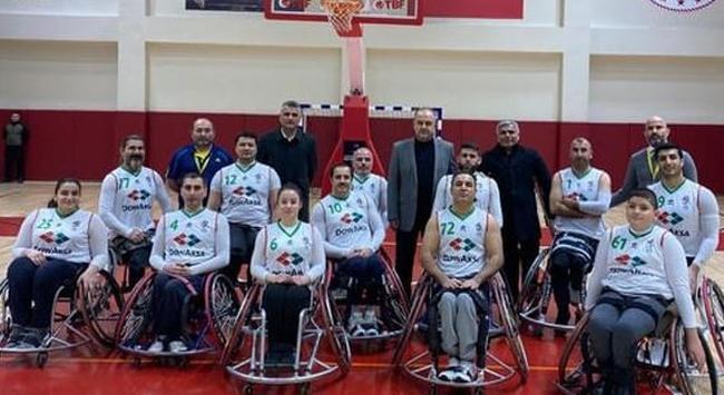 Yalova Ortopedikler Spor Kulübü Süper Lige yükseldi