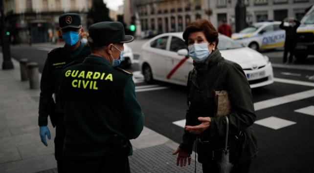 İspanyada kademeli normalleşme sürecinde yeni aşama