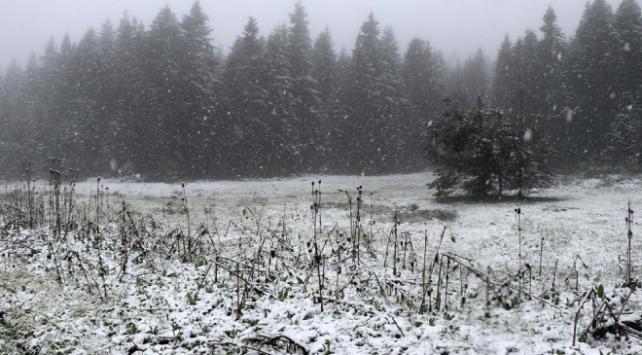 Türkiyede mayıs ayında kar sürprizi