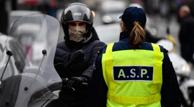 Fransada bir günde 74 ölüm