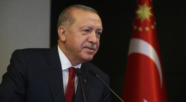Cumhurbaşkanı Erdoğandan Dünya Biyolojik Çeşitlilik Günü mesajı