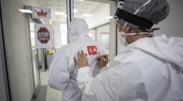 Türkiyenin koronavirüs mücadelesinde son 24 saat