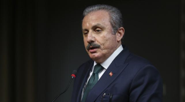 TBMM Başkanı Şentoptan CHP Sözcüsü Öztraka tepki