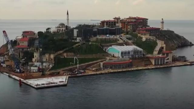 Demokrasi ve Özgürlükler Adası 27 Mayıs'ta açılacak