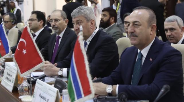 Türkiye çağrı yaptı: İslam ülkeleri Filistin için toplanacak