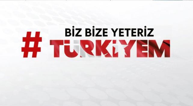 Biz Bize Yeteriz Türkiyem Kampanyasına destek 2 milyar lirayı geçti