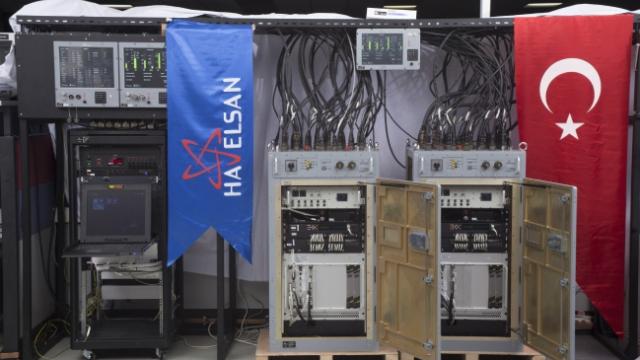 Denizaltılara milli bilgi dağıtım sistemi