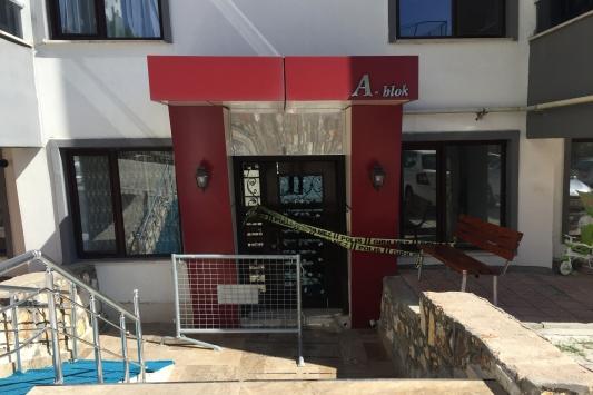 Elazığda 2 bina karantinaya alındı