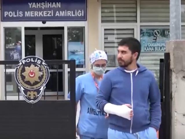 Kırıkkalede doktorlara hasta yakını şiddeti
