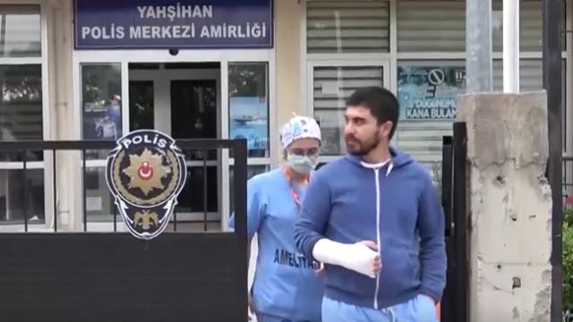 Kırıkkale'de doktorlara hasta yakını şiddeti