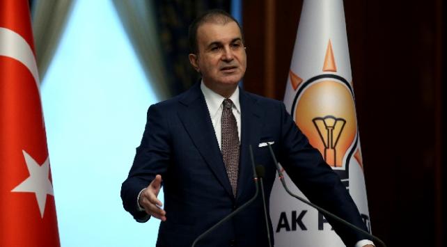 AK Partiden CHPye tepki: Dilleri barbarlık sınırını geçti
