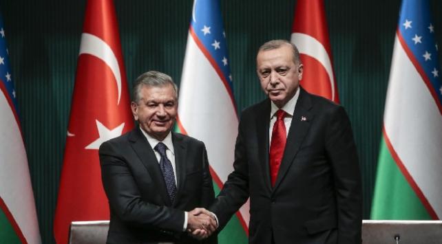 Cumhurbaşkanı Erdoğandan liderlerle telefon görüşmesi