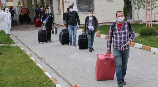 Türkiyeye getirilen vatandaşların konakladığı yurtlarda kimse kalmadı