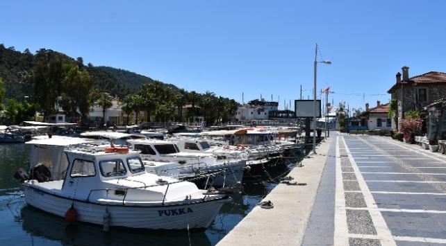 Marmariste tekne sahiplerine kısıtlama muafiyeti