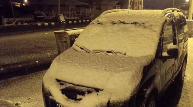 Mayıs ayının sonlarında kar sürprizi