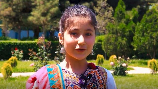 Afganistan'daki çocuklardan Türkiye'ye bayram mesajı