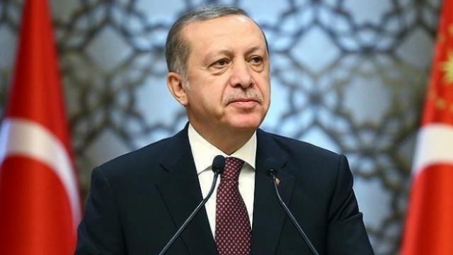 Cumhurbaşkanı Erdoğan'dan ABD'deki Müslümanlara bayram mesajı