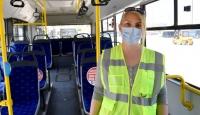 Ankara'nın kadın otobüs şoförleri trafiğe çıkacakları günü bekliyor