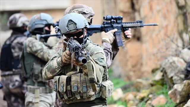 Terör örgütünün bombalı saldırı planını polis bozdu