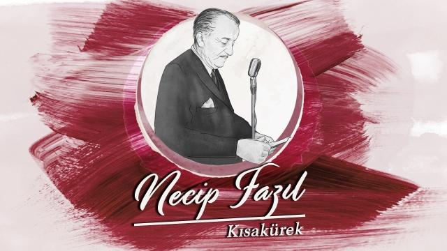 """Türk edebiyatının """"Sultanu'ş Şuara""""sı: Necip Fazıl Kısakürek"""