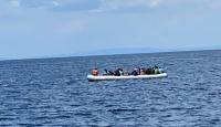 Yunanistan'ın ölüme terk ettiği 40 sığınmacı kurtarıldı
