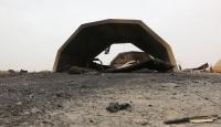 Libya Ordusu Hafter milislerine giden yakıt tankerlerini vurdu