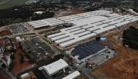 Sancaktepe'deki pandemi hastanesi açılış için gün sayıyor