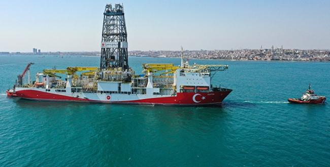 Fatih Sondaj Gemisi 29 Mayısta yola çıkıyor