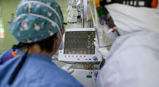 Türkiyede virüsü yenen hasta sayısı 122 bine yaklaştı