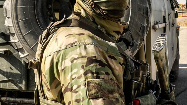 Libya Ordusu çekilen paralı askerlerin görüntülerini yayınladı