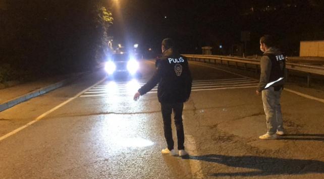 Zonguldakta ilçeler arası geçiş kısıtlaması sona erdi