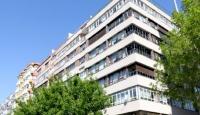 Kayseri'de bir apartman karantinaya alındı
