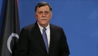 Libya Başbakanı Serrac ve Tunus Cumhurbaşkanı Said, Libya'yı görüştü