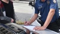 Manisa'da kısıtlamayı ihlal eden 1354 kişiye ceza