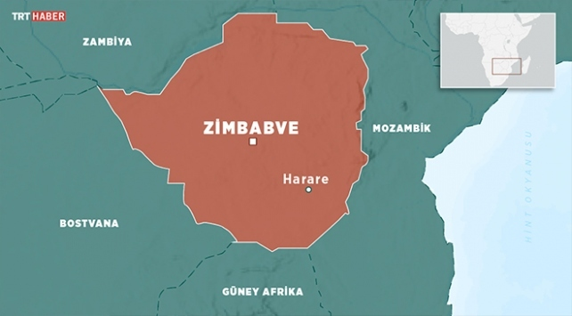 Zimbabve'de yasakları ihlal eden 40 binden fazla kişiye gözaltı