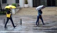 Meteorolojiden kuvvetli yağış uyarısı