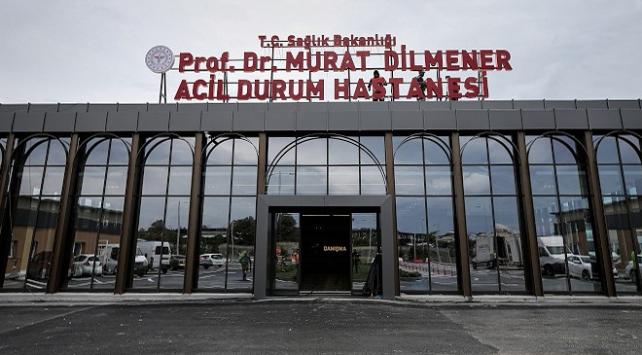 İstanbulun acil durum hastaneleri açılışa hazırlanıyor