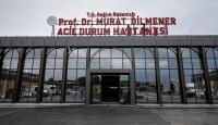 İstanbul'un 'acil durum' hastaneleri açılışa hazırlanıyor